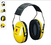 Casque antibruit Peltor